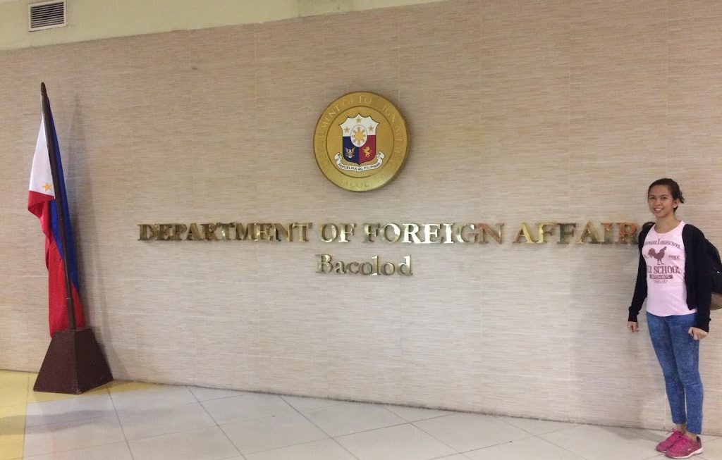 Department of Foreign Affairs Branch in Bacolod and How To Process Passport with them