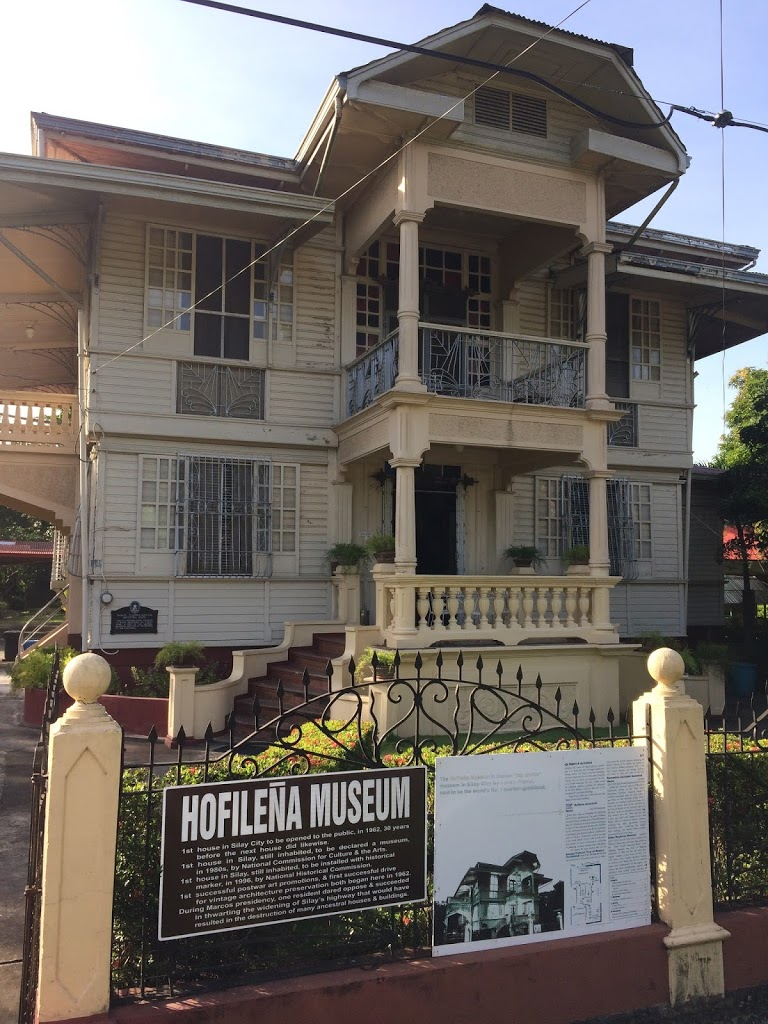 Hofilenas Museum of Silay CIty, part of the metropolitan area called Metro Bacolod