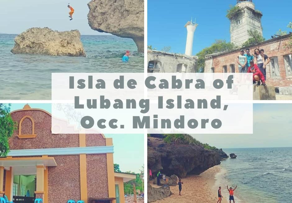 Cabra Island of Lubang, Occidental Mindoro